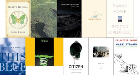 2014 Long List for Poetry