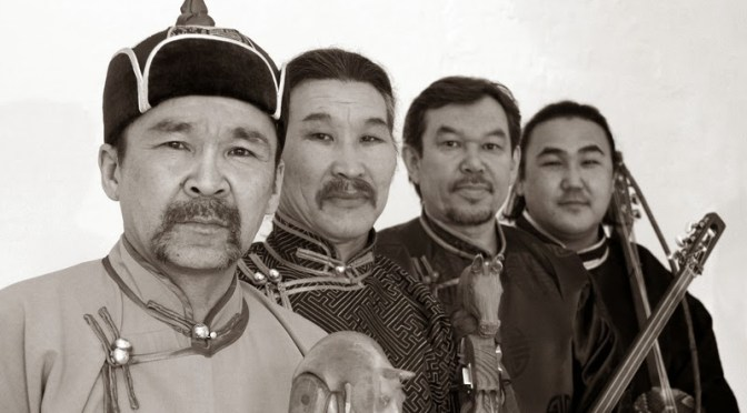 The Art of Throat Singing – Meet: Tuvinian Quartet, @huun_huur_tu #NoCriticsJustArtists