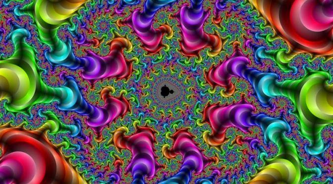 The Art of… Mathematics, the wonderful world of *Fractal Geometry – Visual Math that is! #NoCriticsJustArtists