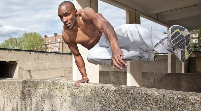 The Art of… Freerunning* Part form of The Parkour Practice  – Meet the creator; Sébastien Foucan @sebastienfoucan #NoCriticsJustArtists