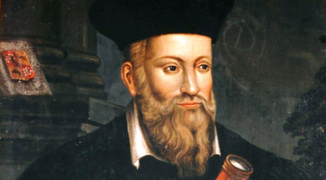 NCJA Game Changer of the Month; Michel de Nostredame B.K.A. Nostradamus #ArtInReflection #NoCriticsJustArtists