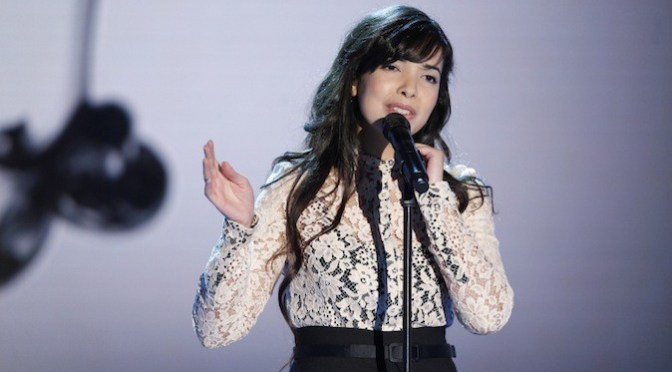 Semi-Oldie But Goodie Dernière Danse by French R&B Singer/Songwriter @Indila (Adila Sedraïa) #NoCriticsJustArtists