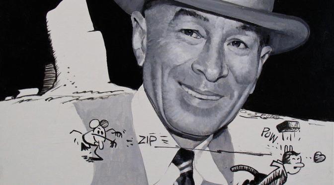 Art In Reflection: Meet Cartoonist, George Herriman #NoCriticsJustArtists