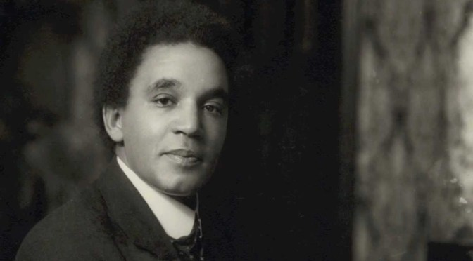 Art In Reflection: Meet – English/Creole Conductor & Classical Music Composer, Samuel Coleridge Taylor #NoCriticsJustArtists