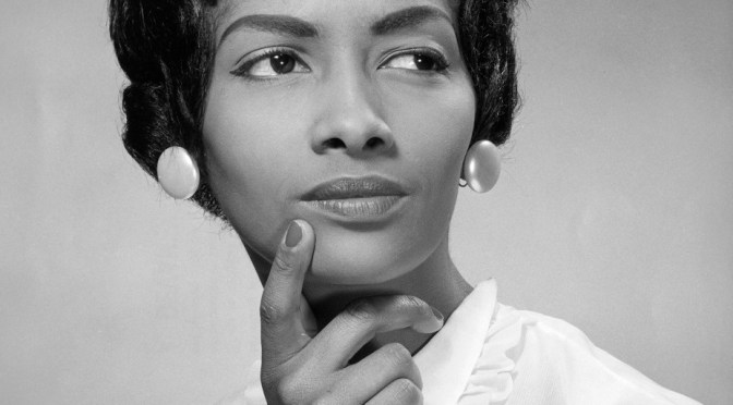 Art In Reflection: African American Fashion Model, Helen Williams #NoCriticsJustArtists