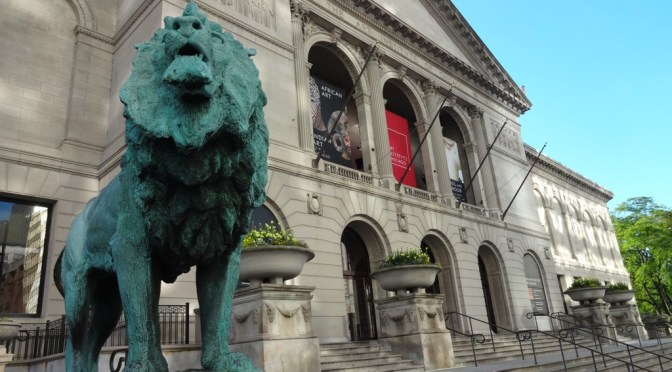 Visit The World-Renowned Art Institute of Chicago @artinstitutechi #NoCriticsJustArtists #ArtInstituteofChicago #Chicago #Art #Scene
