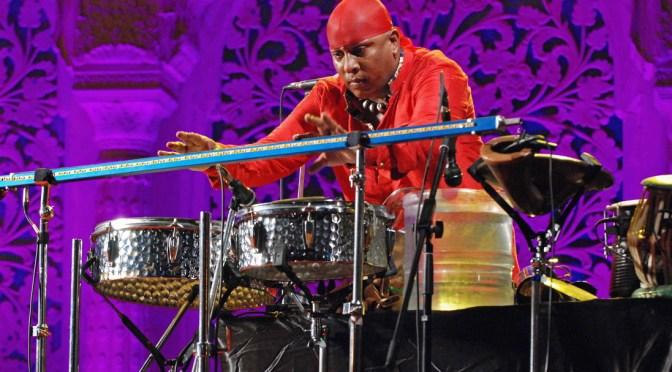 Meet Indian Percussionist, Anandan Sivamani #NoCriticsJustArtists #Percussionists #GlobalBeats