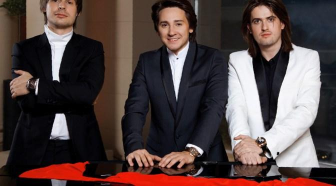 Check out The Russian Improvisational Trio 'Фортепианное шоу Bel Suono' @belsuonopiano #NoCriticsJustArtists