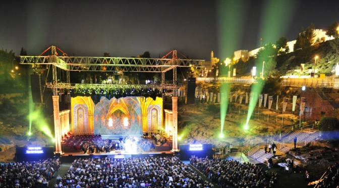 Don't Miss It!!! The 2015 Jerusalem Opera Festival* @ilovejerusalem #NoCriticsJustArtists cc: @IsraelTourism