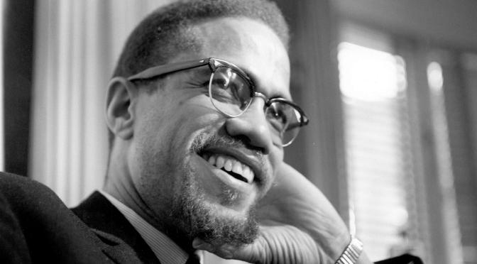 The Art Of X… الحاجّ مالك الشباز #NoCriticsJustArtist #MalcolmX