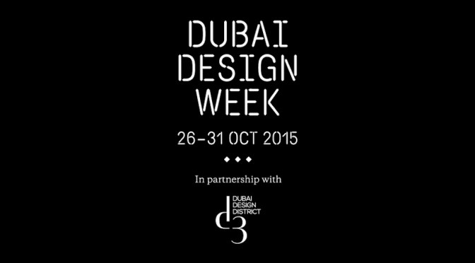 Going On Now! The 2015 @DubaiDesignWeek #NoCriticsJustArtists #Dubai #Artists
