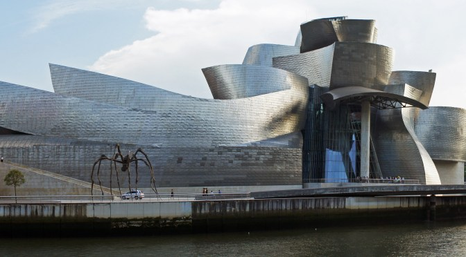 NCJA 'Musées du monde' [Museums Of The World] : @MuseoGuggenheim #NoCriticsJustArtists #Spain