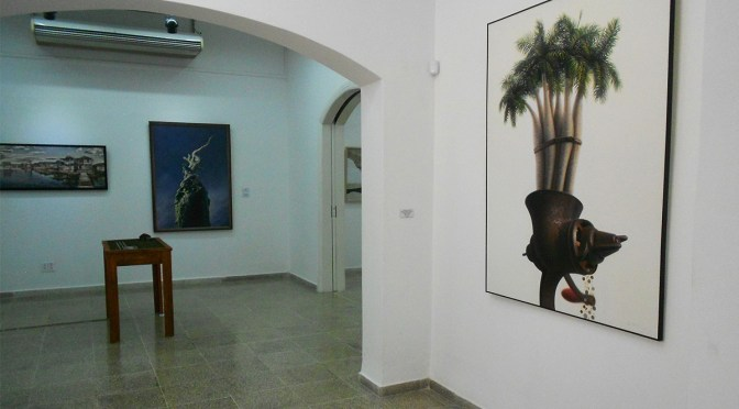 Did You Miss It! The NCJA Global Galley of the Month: #LaAcacia #Gallery in #Cuba #NoCritcsJustArtists