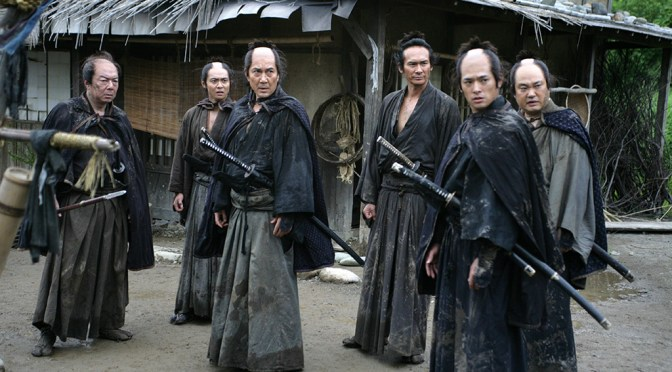 NCJA Global Motion Picture of the Month: '13 ASSASSINS' cc: MagnoliaPics #NoCriticsJustArtists