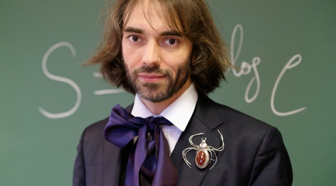 Meet NCJA Game Changer Of The Month: #French #Mathematician #CédricVillani #NoCriticsJustArtists