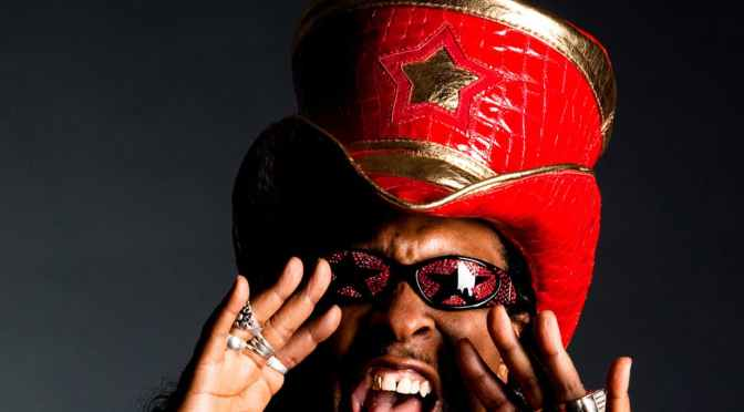 Oldie But Goodie: 'I'd Rather Be w/ You' by @Bootsy_Collins #NoCriticsJustArtists