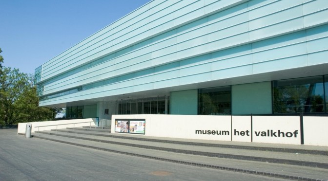 NCJA Global Museum of the Month(March) @ValkhofMuseum in #Nijmegen #NoCriticsJustArtists