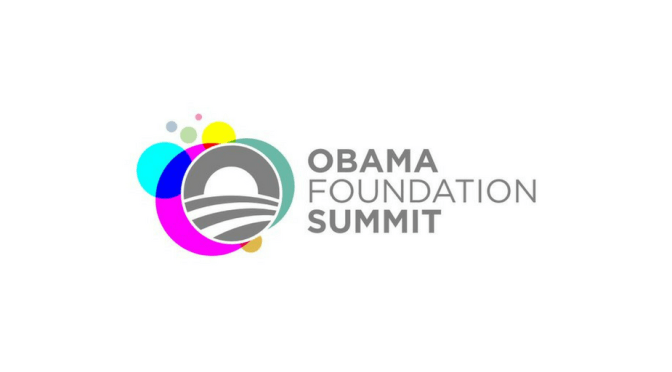 @ObamaFoundation / #ObamaSummit ft. #PrinceHarry @HRHHenryWindsor & @ChanceTheRapper #NoCriticsJustArists