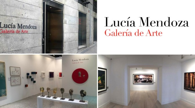Global Gallery of the Month[November '17] @LuciaMendozaGal in @MADRID #España #NoCriticsJustArtists