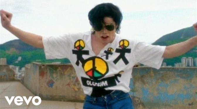 Oldie But Goodie: They Don't Care About Us by the #American King of Pop, #MichaelJackson #NoCriticsJustArtists