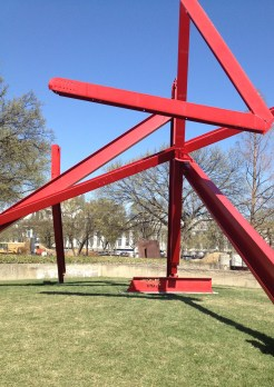 Calder Sculpture in DC