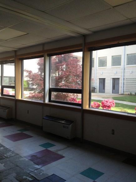Beautiful big windows