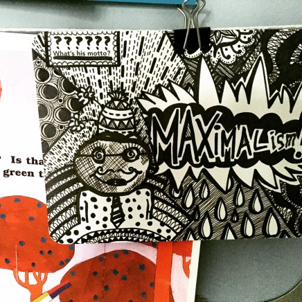 Maximalism - I just can't stop!