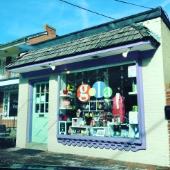 The Gala Artisan's shop in Kensington. These guys organized the craft fair, and the shop is amazing!