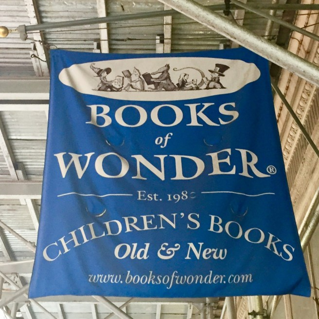 Great kid's bookstore in the Flatiron district