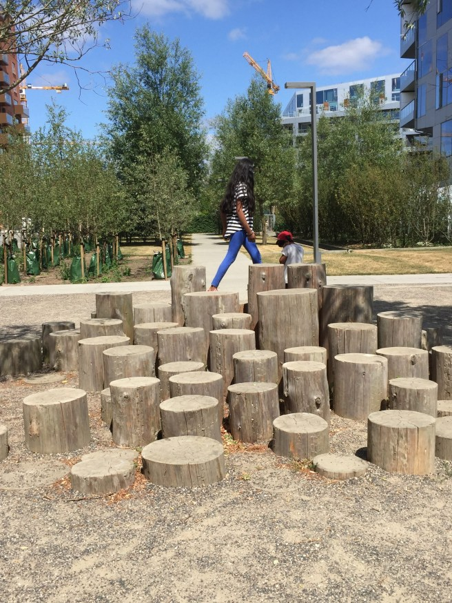 public play area