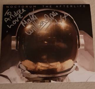 Noctorum - THE AFTERLIFE by Marty Willson-Piper and Dare Mason (Schoolkids Records 2019)