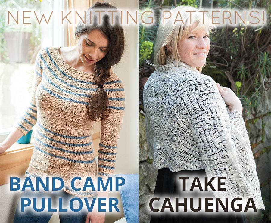 New Knitting Patterns