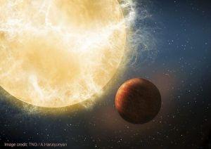 planeta similar al planeta tierra