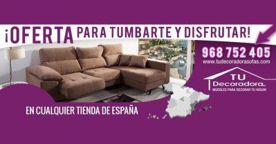 Imagen publicitaria propiedad de www.tudecoradorasofas.com