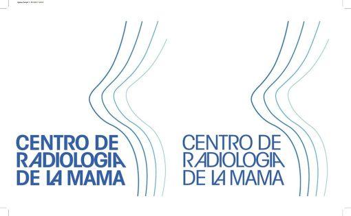 Diseño nuevo Logotipo Centro de Radiología de la Mama