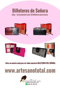 Diseños de Newsletter Publicitario para Publicidad empresa Artesano Total