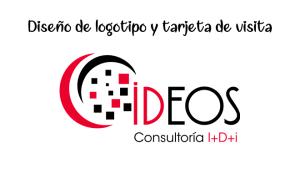 Diseño logotipo para consultoria madrid