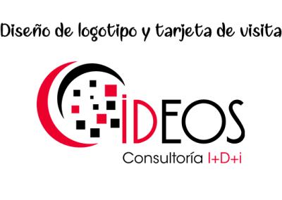 Diseño de Logotipo y Tarjetas de visita para Consultoría Madrid