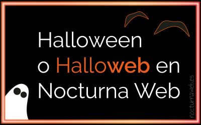 This is Halloween en Nocturna web