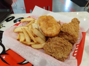 The Fried Rooster