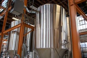 A piece of American history finds a home at NoDa Brewing Company