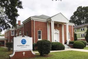 Church entwined with NoDa's history faces demolition