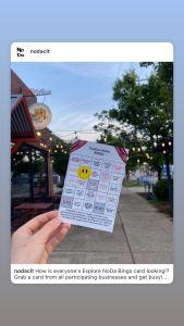 Explore NoDa Bingo aims to help reconnect neighborhood after COVID closures