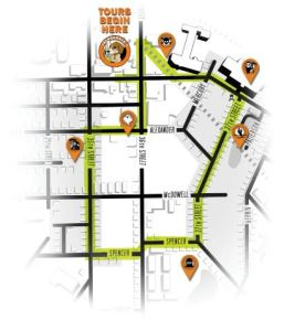 12th annual NoDa Ghosts & Legends Tour is back on Oct. 16