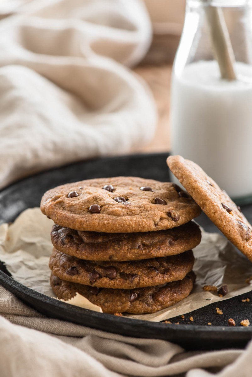 The Best Soft Chocolate Chip Cookies - EVER!