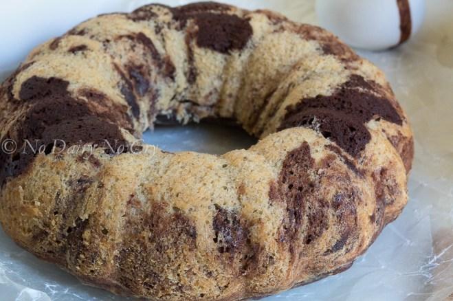 Tahini Marble Cake5
