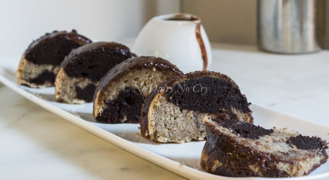 Tahini Marble Cake8