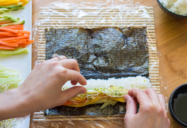 veg sushi1