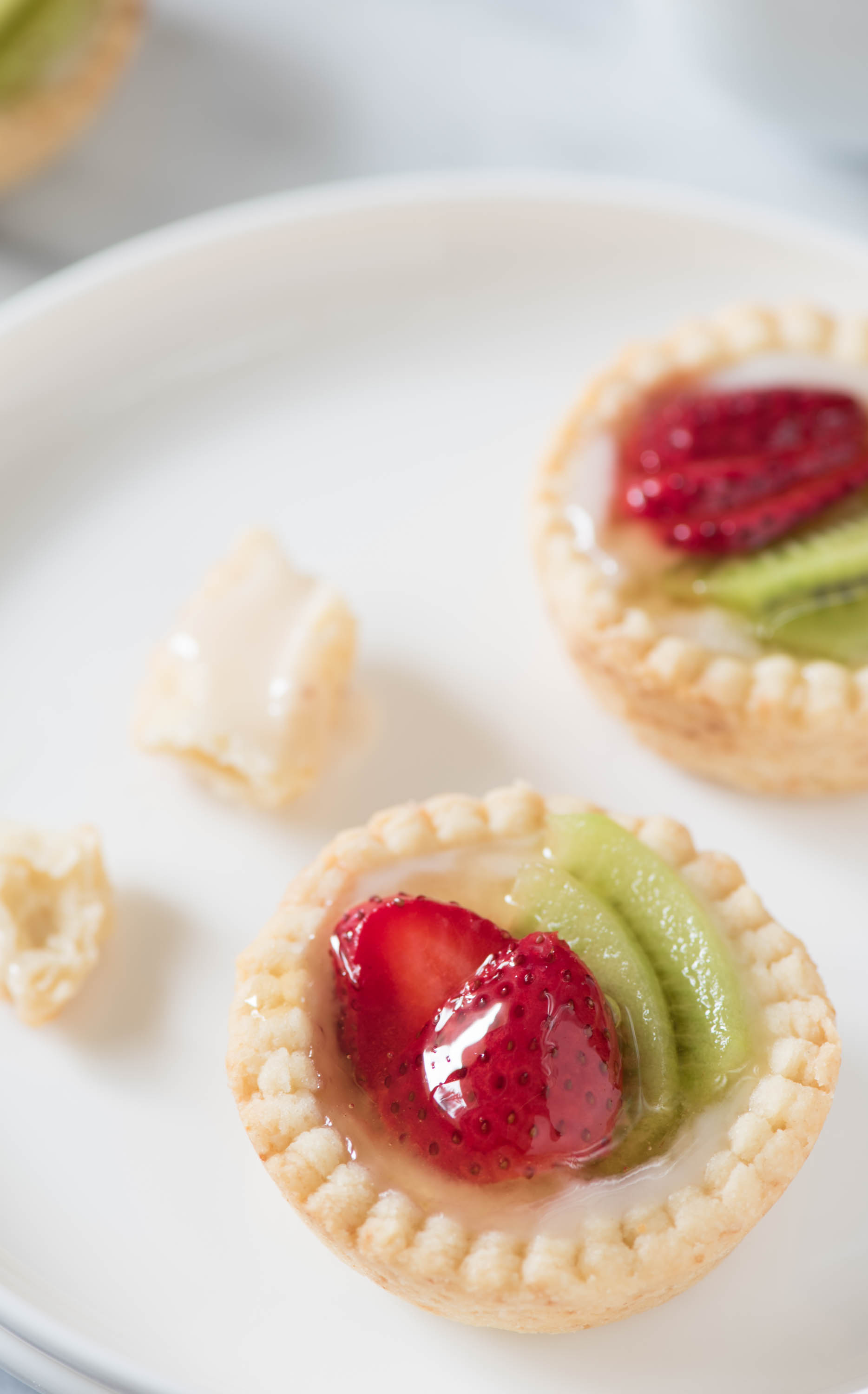 Fruit tarts10