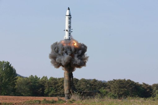 Image result for north korean nuclear missile test 11-2017